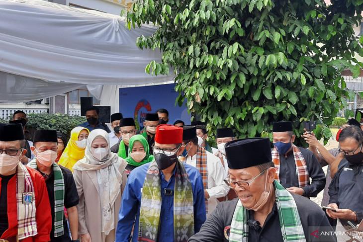 Kampung budaya Setu Babakan masuk 50 besar desa wisata terbaik ndonesia