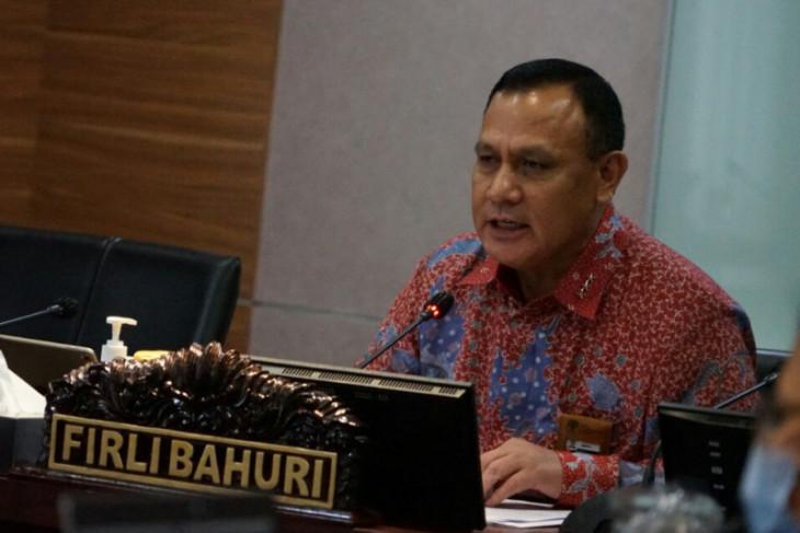 KPK tetapkan Bupati Banjarnegara tersangka dugaan korupsi pengadaan barang dan jasa