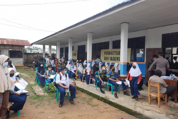 Polda Jambi siapkan 2.000 dosis vaksin untuk pelajar dan pendidik