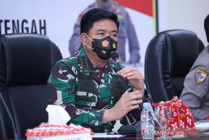 Panglima: TNI AL garda terdepan halau ancaman kedaulatan di laut