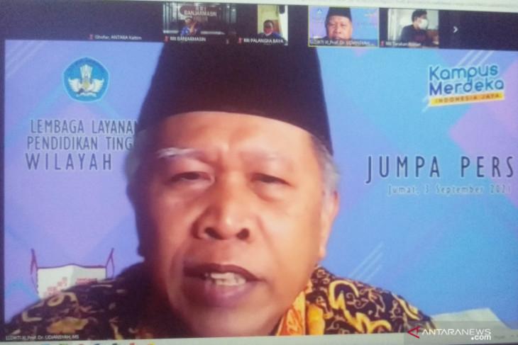 LLDIKTI Wilayah XI imbau PTS di Kalbar secepatnya ambil kuota KIP kuliah