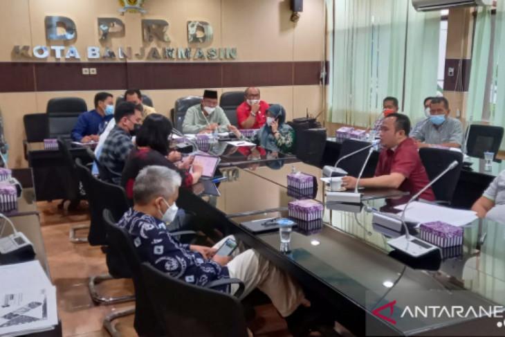 DPRD: RPJMD 2021--2026 Banjarmasin utamakan juga pemulihan ekonomi