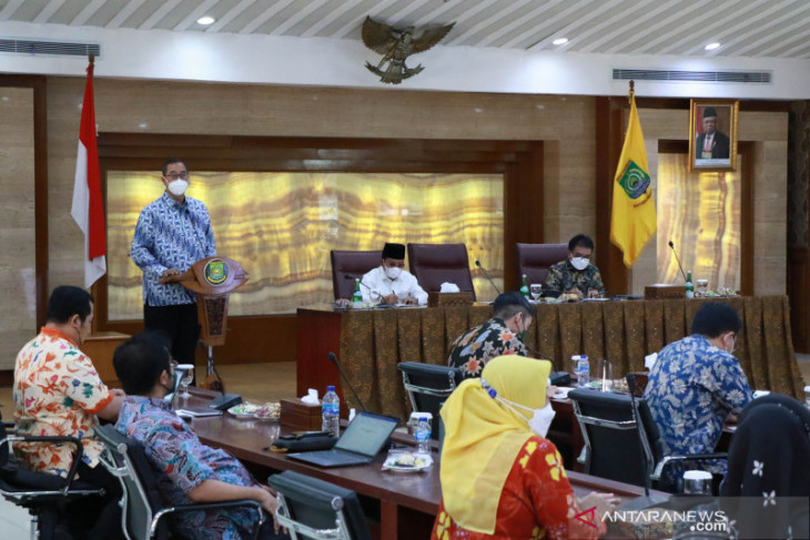 Komisi X DPR RI cek kesiapan sekolah penggerak di Kota Tangerang