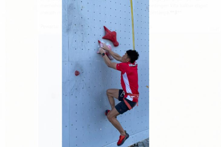 Tim Panjat Tebing Kalbar targetkan medali emas di PON XX Papua