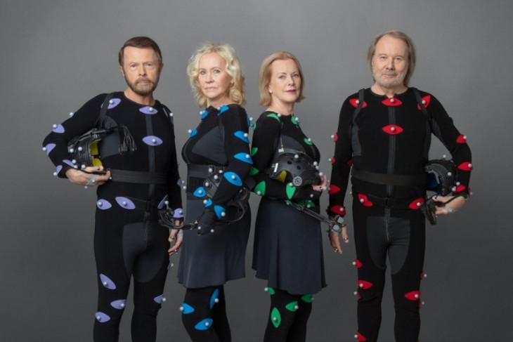 Hampir 40 tahun pisah ABBA reuni dengan album baru
