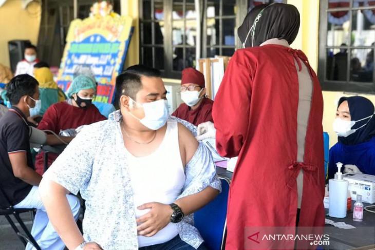 Kerukunan BPK HSS targetkan 1.000 vaksin untuk anggota dan masyarakat umum
