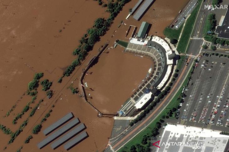 Badai Ida tewaskan sedikitnya 50 orang di AS