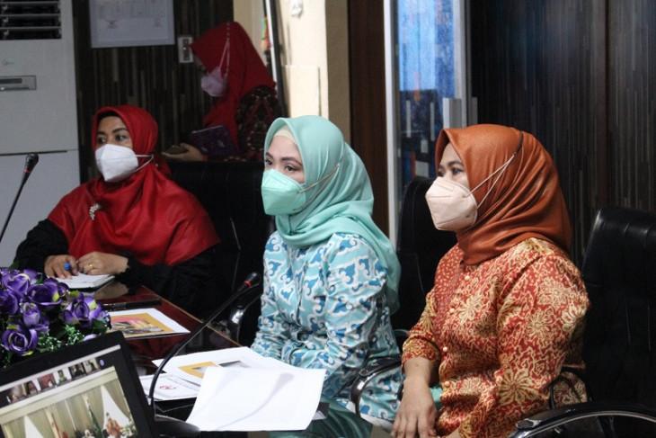 Dekranasda Sergai pamerkan kerajinan tangan di Rumah Kriya Asri