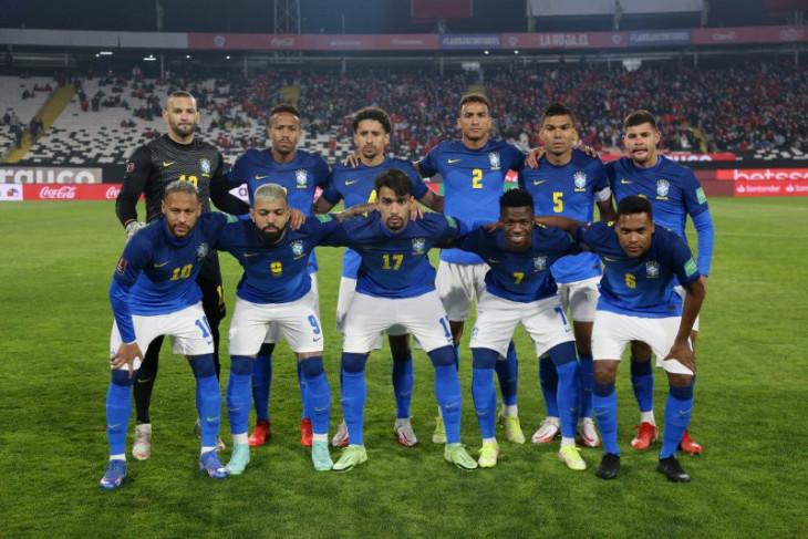 Pelatih Brazil panggil pemainnya di Liga Inggris untuk kualifikasi Piala Dunia
