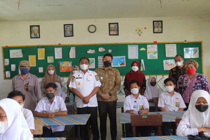 Pemkab Serdang  Bedagai gelar vaksinasi massal untuk pelajar