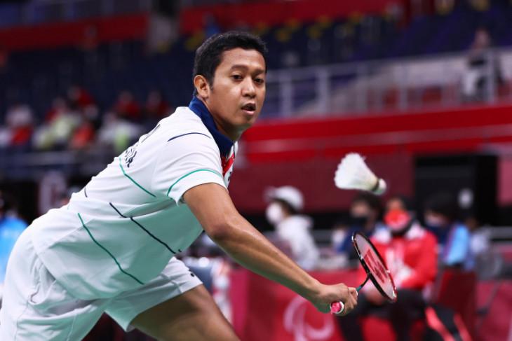 Kalah di semifinal, Fredy berpotensi rebut perunggu tunggal putra SL4 Paralimpiade