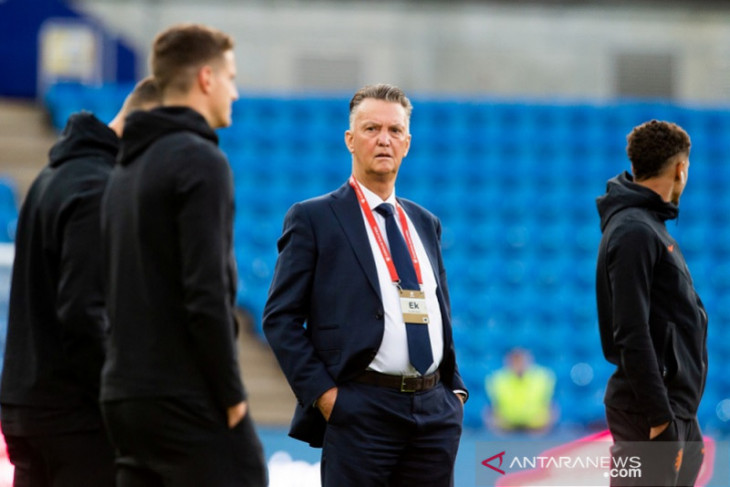 Belanda siap hadapi tantangan Montenegro
