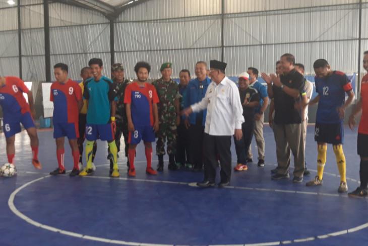 Tim futsal Maluku Utara targetkan peroleh medali di PON Papua tunjukkan prestasi