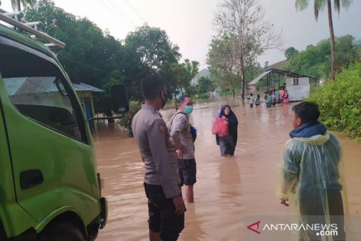 Sejumlah desa di Gorontalo Utara terendam banjir