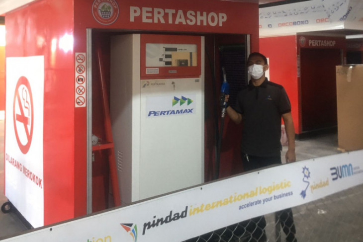 25 unit pertashop tersebar di Maluku optimalkan pelayanan