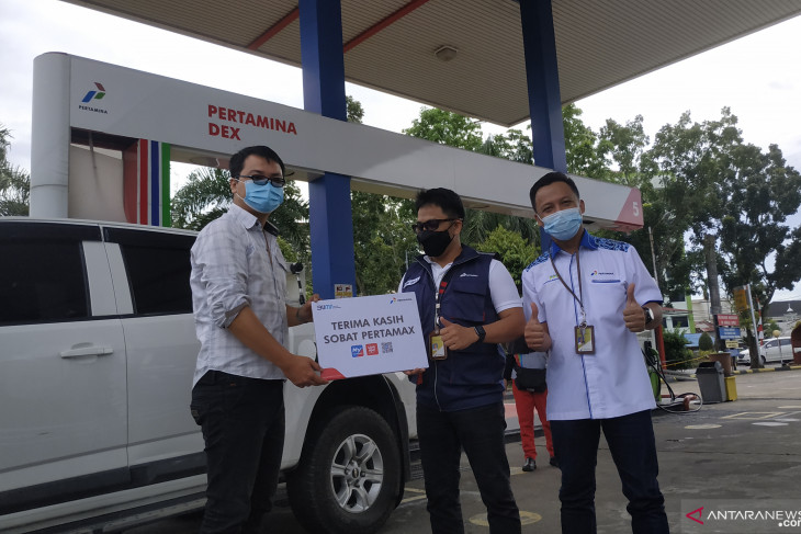 West Kalimantan Pertamina awards one thousand eco-friendly fuel users