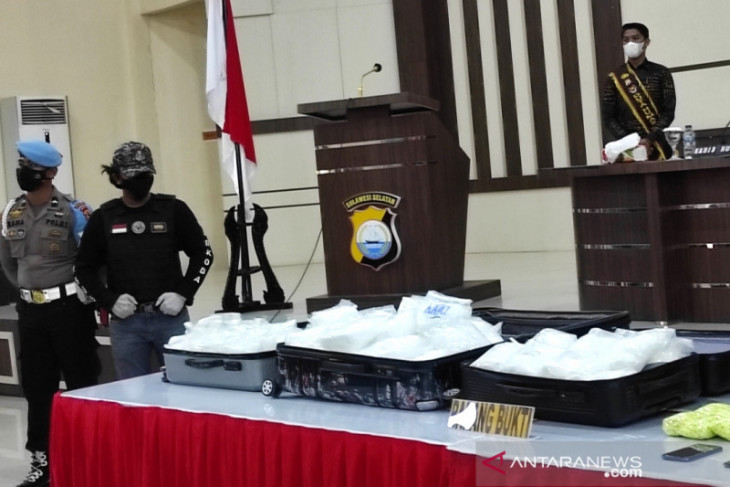 Oknum pejabat Direktorat Jenderal Imigrasi tertangkap narkoba kini diasesmen