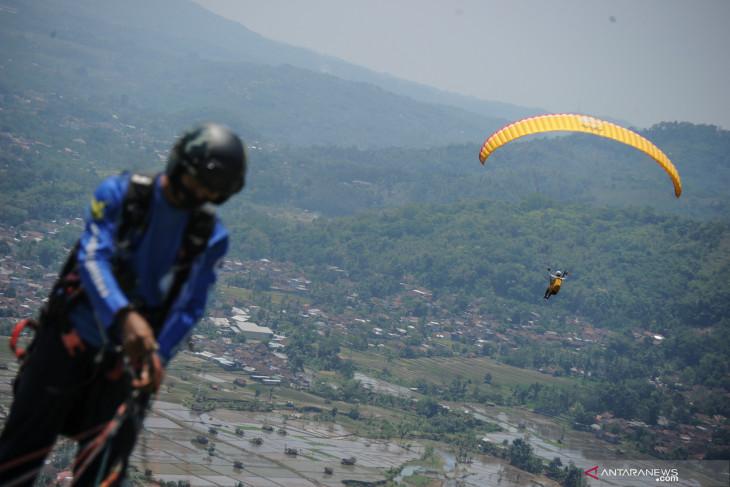 Kejuaraan Paragliding Trip Of Indonesia Seri 1 040921 rai 4