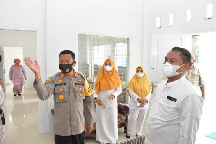 Rumah Isoter  Serdang Bedagai siap tampung 60 pasien positif COVID-19