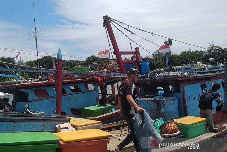 KKP tangkap dua kapal pukat harimau di Selat Malaka