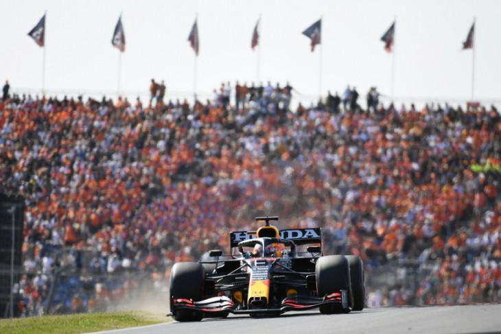 Formula 1, Verstappen kembali ke puncak berkat kemenangan di Zandvoort