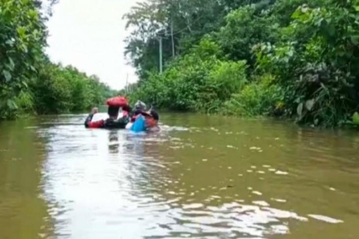 Sebanyak 10.409 warga di Kalteng terdampak banjir