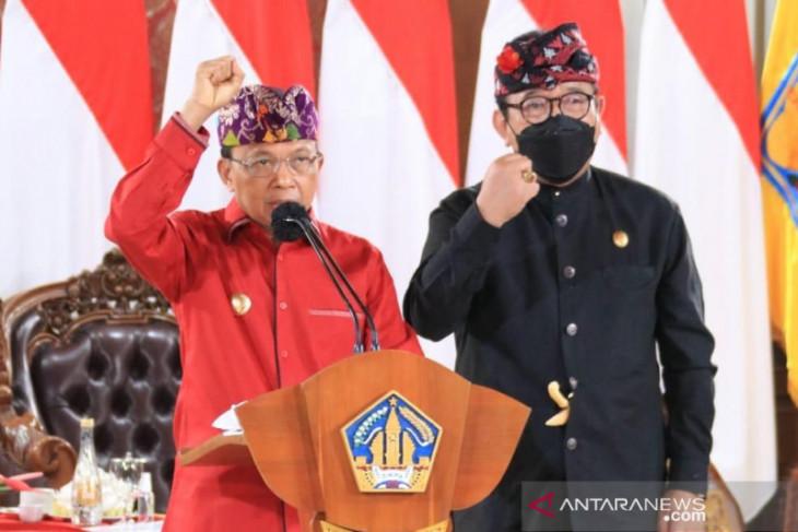 Gubernur Bali minta ASN sosialisasikan kebijakan pembangunan
