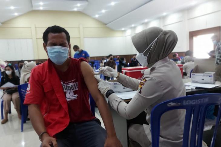 Stok vaksin COVID-19 di Malut tersisa 76.026 dosis perangi corona