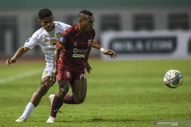 Pelatih Borneo heran Terens Puhiri tak dipanggil timnas Indonesia