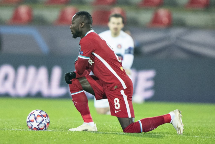 Liverpool berusaha pulangkan Naby Keita yang terjebak kudeta Guinea