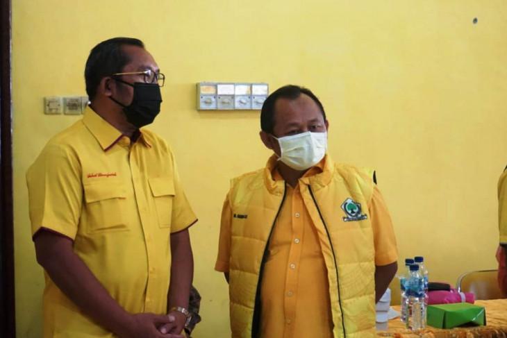 Vaksinasi massal di Kabupaten Kediri, Golkar Jatim ingatkan jangan kendor