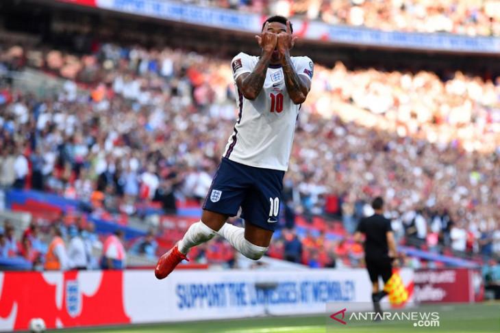 Jesse Lingard dua gol dan satu assist, Inggris cukur Andorra 4-0