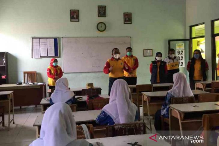 611 sekolah dasar Kota Bekasi mulai uji coba pembelajaran tatap muka