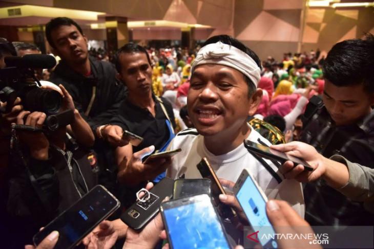 Anggota DPR Dedi Mulyadi  usulkan Gunung Sanggabuana Jadi taman nasional