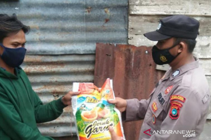 Polres Bangka Barat gencarkan edukasi prokes hingga pelosok