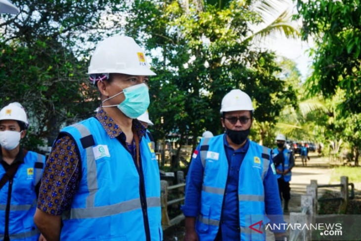PLN UIP jamin SUTT di Sanggau-Sekadau-Sintang berjalan lancar