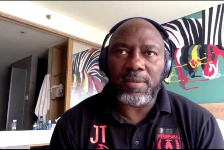 Pelatih  Jacksen masih andalkan skuat lokal Persipura hadapi Persiraja