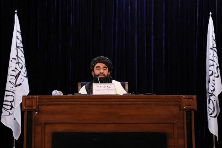 Taliban umumkan pemerintah baru di Afghanistan