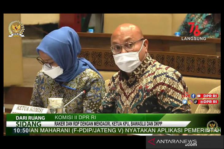 KPU RI mengusulkan Pemilu digelar pada 21 Februari 2024