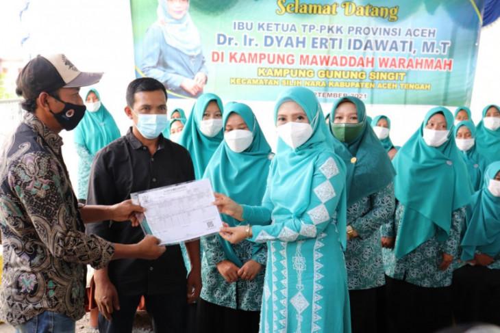 ini yang perlu dilakukan kader PKK di Aceh