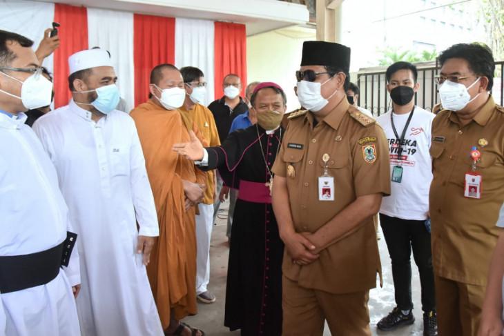 Gubernur Kalsel apresiasi pelaksanaan Vaksinasi Merdeka di Kalsel
