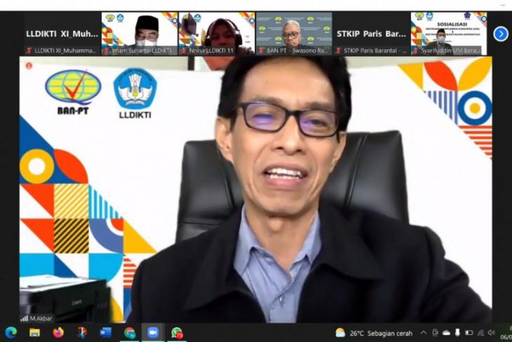 LLDIKTI XI sosialisasikan ISK dan IPEPA dengan PTS se Kalimantan