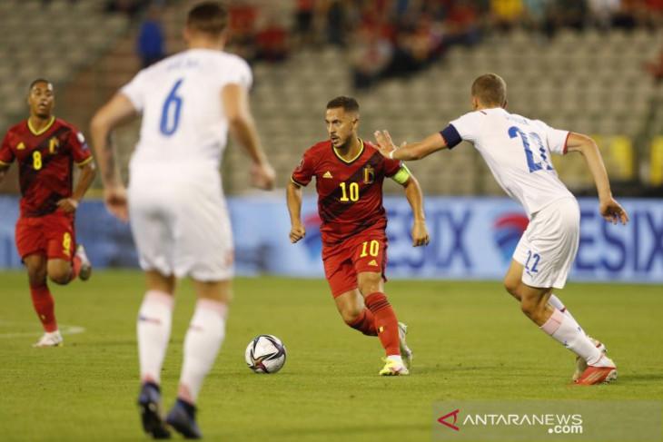 Belgia sukses mengalahkan Republik Ceko 3-0