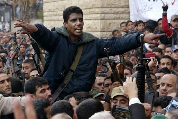 Enam gerilyawan Palestina kabur dari penjara Israel