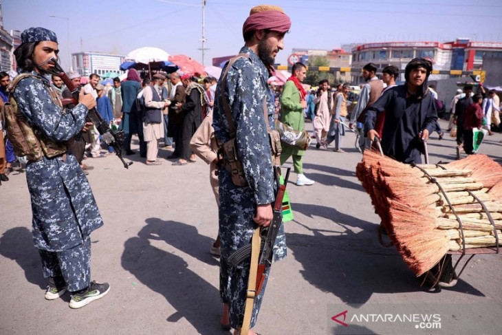 Kepala NRFA Ahmad Massoud siap bernegosiasi dengan Taliban