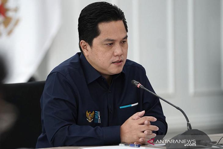 Erick Thohir ungkapkan empat poin utama transformasi BUMN