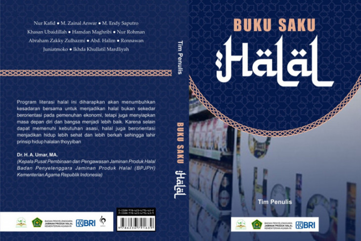 Religious Affairs Ministry launches halal pocket book