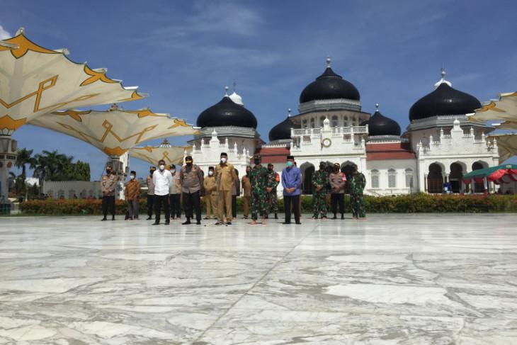 Pemerintah Aceh siapkan empat ribu dosis sukseskan vaksinasi merdeka