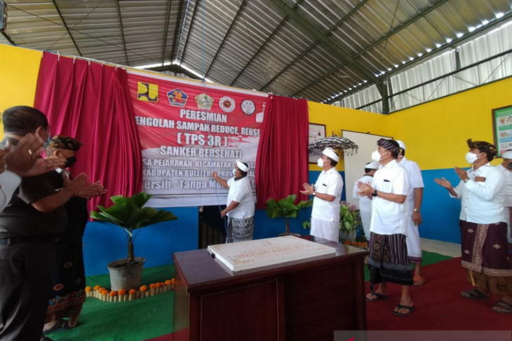 Program Merah Putih Hijau lakukan pendampingan warga Buleleng kelola sampah