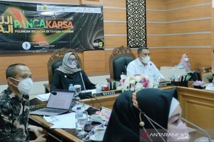 Kabupaten Bogor cari jalan keluar pulihkan ekonomi imbas pandemi